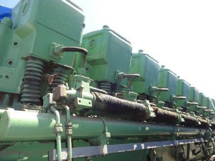 Used 72 MW 1996 Used Alsthom 16ZA40S Diesel Generator