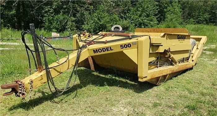 Used 2005 GARFIELD 500