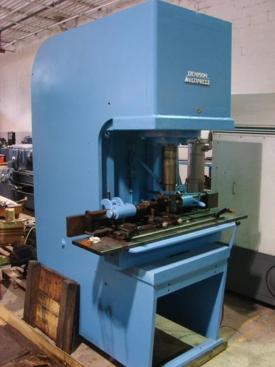 Used 1966 STAMPING PRESS Machines and Equipment N50-30S-C51