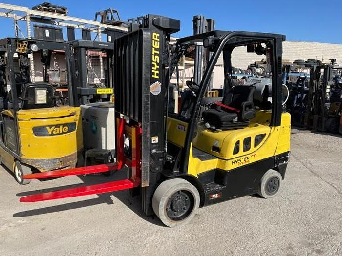 Used 2014 Hyster S60FT Forklift