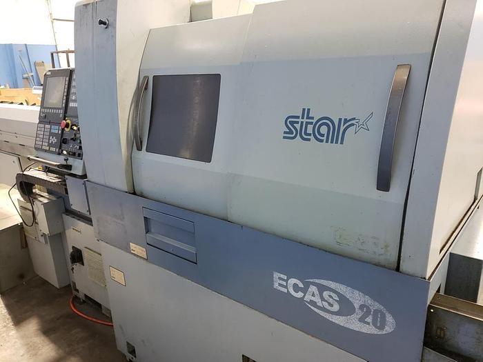 Used 2003 Star ECAS-20