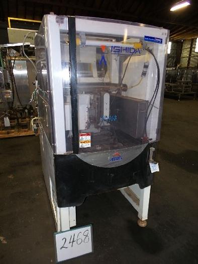 Ishida Model Atlas Form Fill and Seal Bagger
