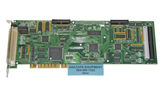 Used Galil Automation DMC-1880 Rev H, 8 Axis Daughter Board, AM33602 (6644) W