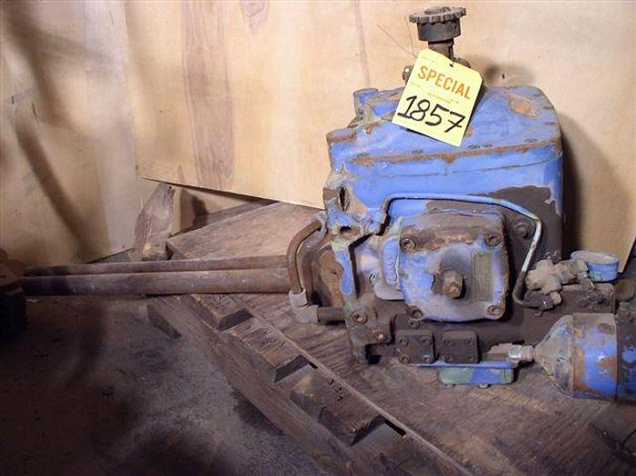 Used 2,500 psi Oilgear Model DP-1225 Hydraulic Pump; 22.9 gpm