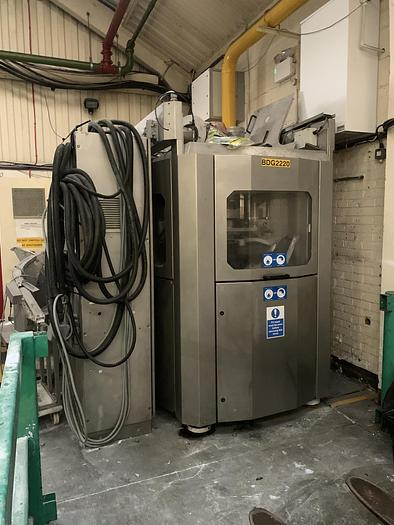 Used 2000 LINOTECH TITAN AG2-31/50 Tablet Press