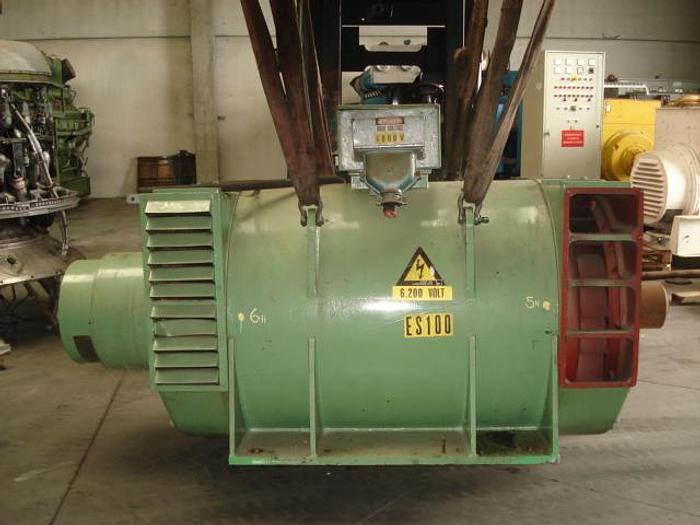 Used 1971 Alsthom KVA: 1375