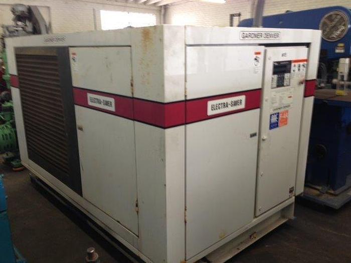 726 CFM, 125 PSI, GARDNER DENVER, No. EAQ99K, 150 HP, 2000, P750A AIR DRYER [3787]