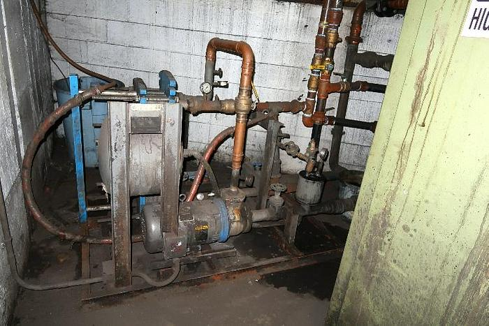 INDUCTOTHERM 1750 KW INDUCTION FURNACE SYSTEM