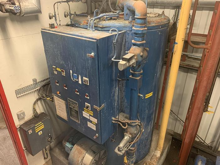 Used 1995 WANSON 1000B Thermal Fluid Heater