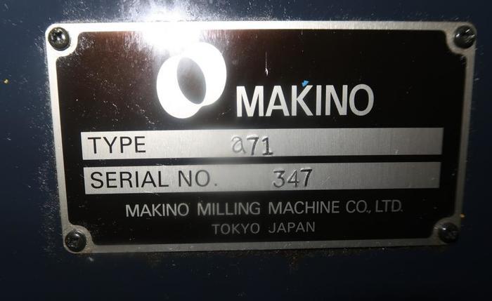 2006 Makino A71