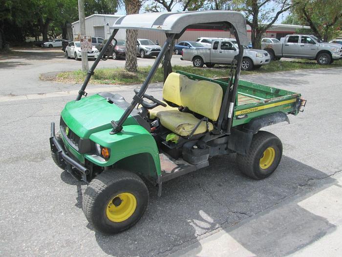 2013 John Deere Gator HPX, Four Wheel Drive