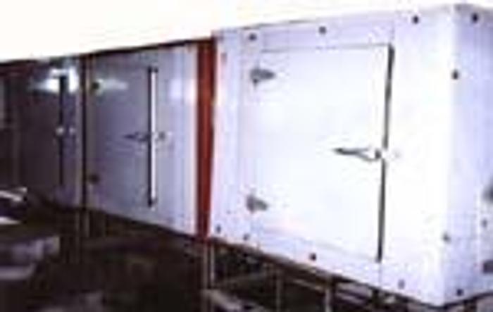 Używane Tunel chłodniczy - bez agregatu