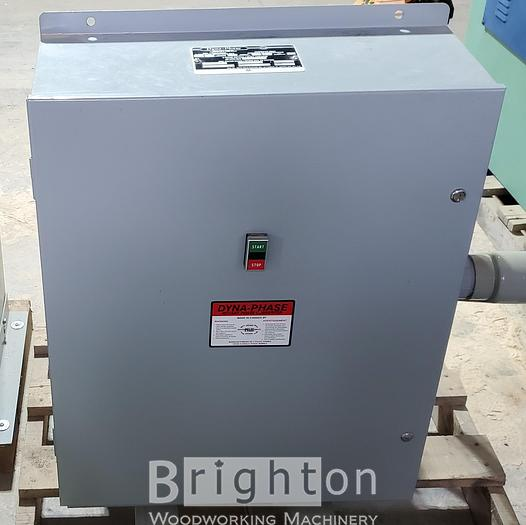 Used Dyna Phase Used Phase Converter w/electronic voltage control