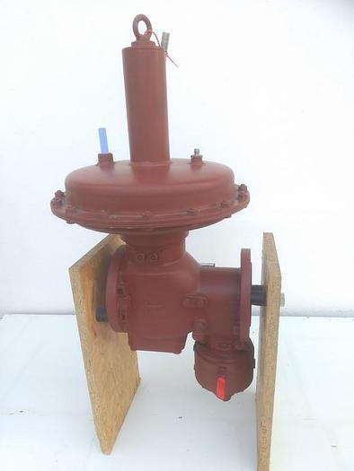 Gasdruckregelgerät, Gasdruckregler RR16-80-82-12N-SL-IZN.1, Itron, DN80, neu