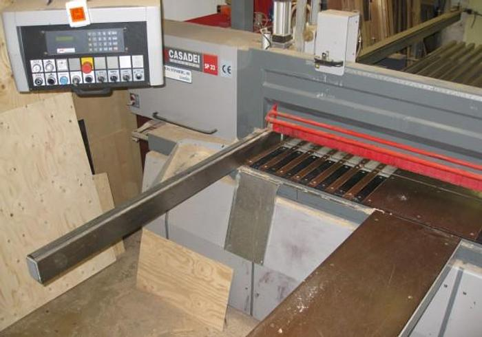 Used Panel saw Casadei SP 32