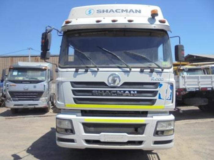 2015 SHACMAN SX 3339