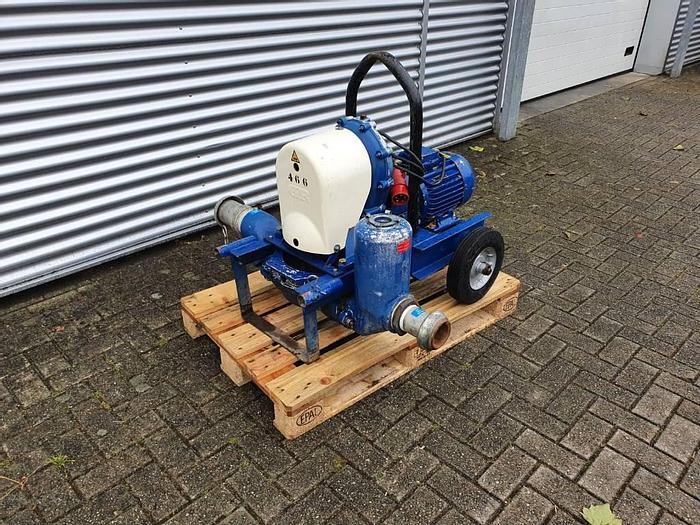 Gebruikt 2000 Gorman-Rupp waterpumps 4D-AB1 elektrische