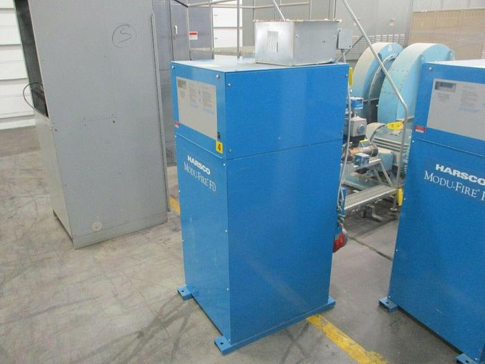Used 2011 P-K Thermific Gas Fired Heating Boiler N3000-MFD