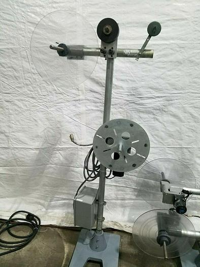 Used Multi Reel Motorized Coil Feed with Controller Stamping Coil Feed System