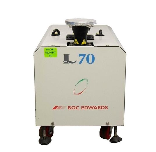 Used BOC Edwards L70 Semiconductor Dry Vacuum Pump System USED (2851)