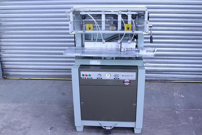 Used IRAM 16 Four Head Paper Drill