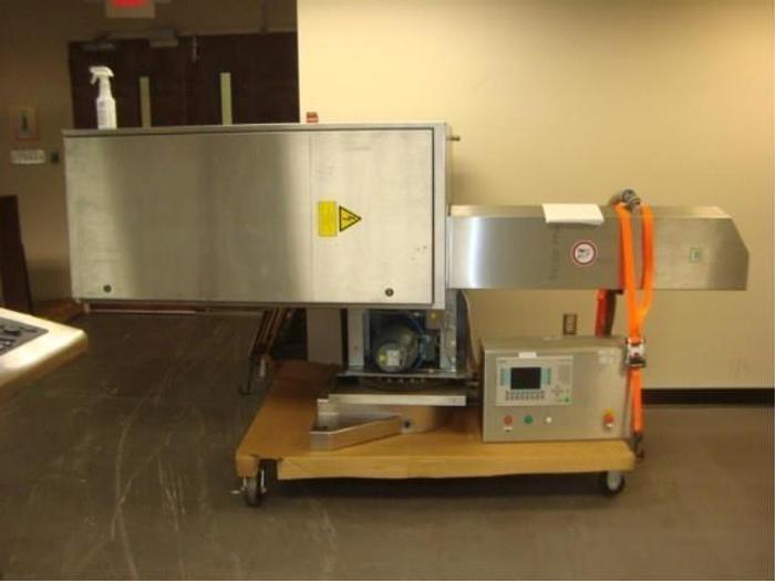 Used Bohle  PM-400 Bin blender - capacity to 400 litter
