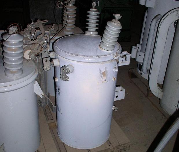 Used 25 kVA Pole-Mount Transformer