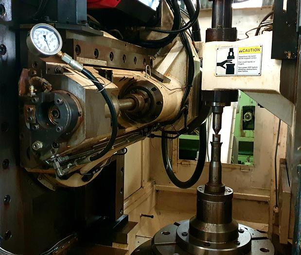 Mitsubishi GC40 (5 axis) CNC  Gear Hobbing Machine