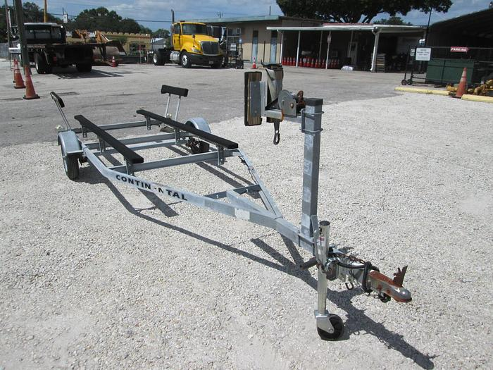 Used 14' Continental Boat Trailer