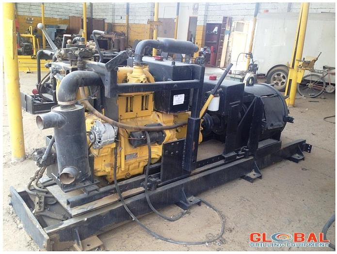 "Used Item 0842 :  McLaughlin 24"" Auger Boring Machine"