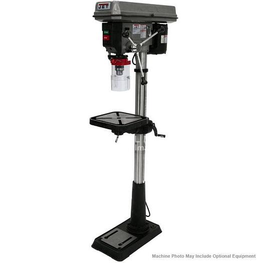 JET J-2500 Floor Model Drill Press 115V 1Ph 354400