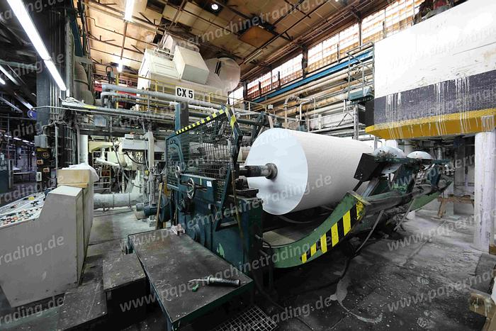 Gebraucht (FHC-40) - Coating machine offline (CX5) - 2720 mm