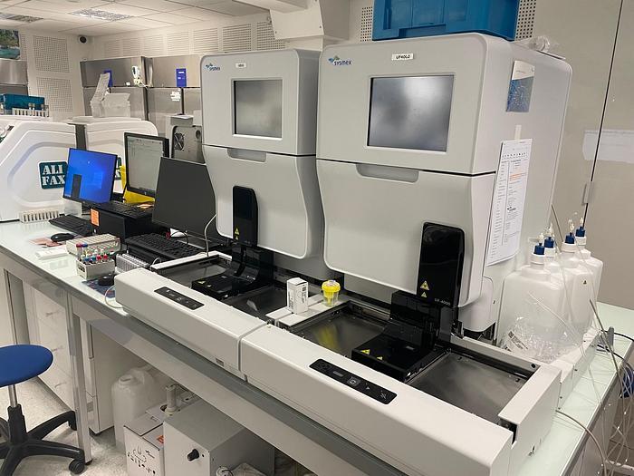 Rénové SYSMEX UF4000 + UD10 Urine Analyzer
