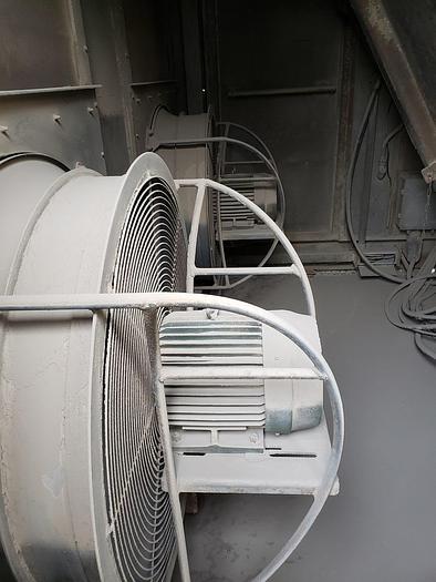 48 MW 1995 Pratt & Whitney FT8-1 Dual Fuel (Gas and Oil) Natural Gas Turbine Power Plant