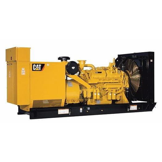 0.72 MW 2015 New Caterpillar 3412C Diesel Generator Sets