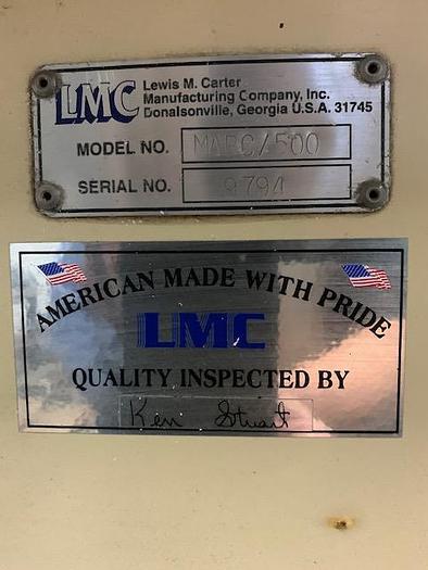 LMC Gravity Table MARC 500