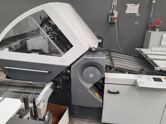 Used Heidelberg KH 78/4 Folding machine up to 32 pages