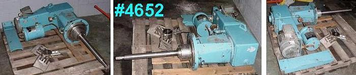 Used 1.5 HP CHEMINEER AGITATOR – S/S SHAFT