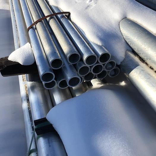 Aluminum Bus - 2, 4 & 6 INCH IPS PIPE