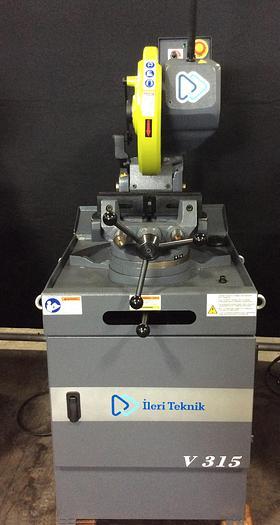 2019 Ileri Teknik Model V-315 Manual Circular Cold Saw (Like Scotchman)