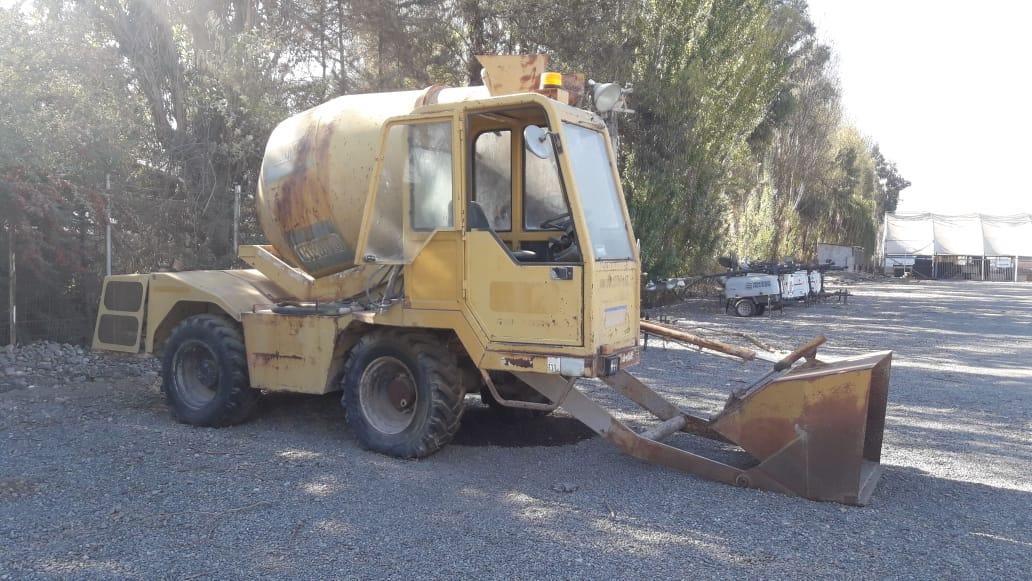 2008 CARMIX B15956