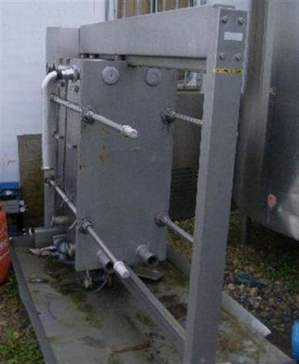 Used Alfa Laval type H7-FMC Plate Heat Exchanger
