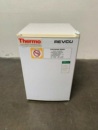 Used Thermo Revco EXF418A15 -20°C Explosion Proof Under Counter Fridge 115V 5 CUFT