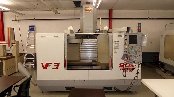 Used 2000 Haas VF3