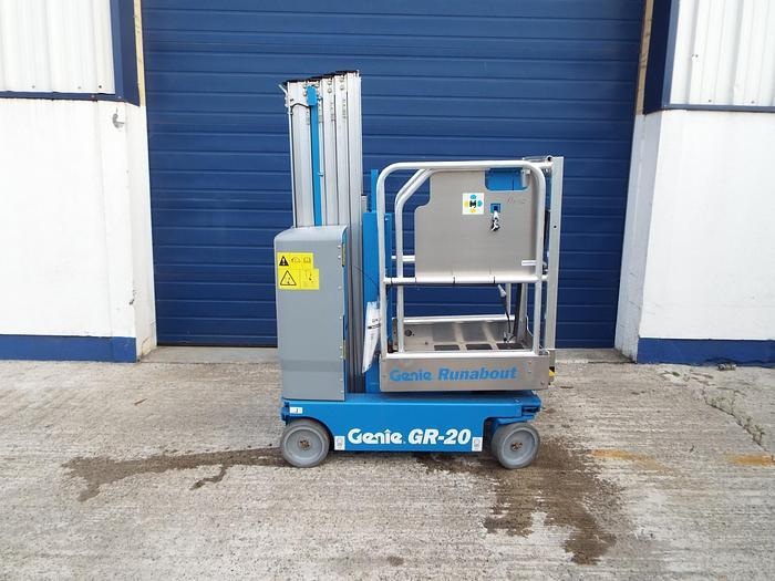 Used 2017 Genie GR20