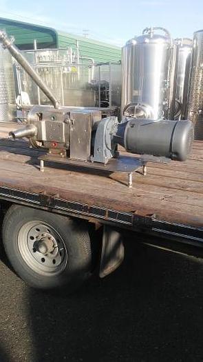 Waukesha Size 60 P.D. Pump