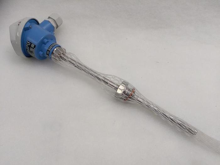 Thermometer  TR10-BAA3CASCGC000, Endress und Hauser, L  120mm, Ex, neu