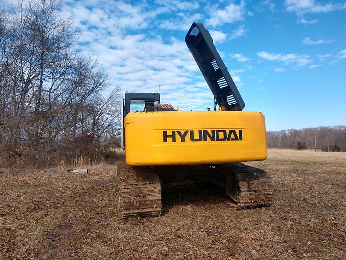 2009 Hyundai 290-7A