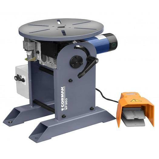 Cormak WP350 Rotary Welding Positioner Table
