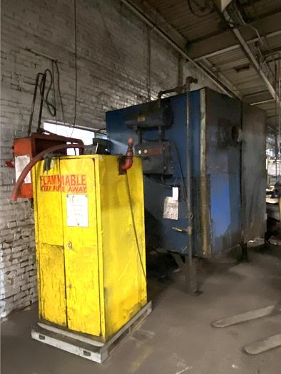 GAYLORD GASSING CABINET